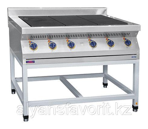 Плита электрическая Abat ЭПК-67П, фото 2