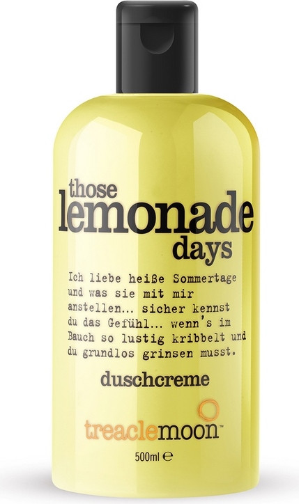 Treaclemoon / Гель для душа  Домашний лимонад