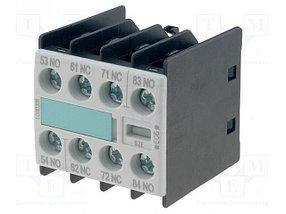 Модуль дополнительных контактов для контактора 3RH1911-1GA22