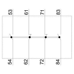Модуль дополнительных контактов для контактора 3RH1911-1GA22, фото 2