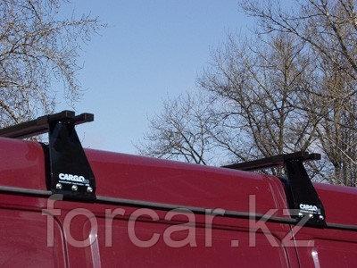 Багажник Atlant усиленный (высота 300 мм) для автомобилей Газель, Соболь, Transit, фото 2