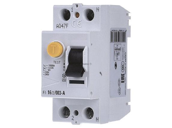 Автоматический выключатель с УЗО FI-16/2/003 MOELLER, фото 2