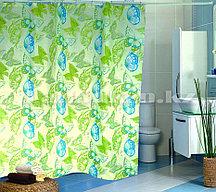 Водонепроницаемая тканевая шторка для ванной Miranda Штора для душа (Sare) 180х200 см