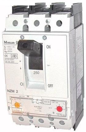Автоматический выключатель 250А NZMB2-A250 MOELLER, фото 2