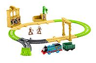 Томас и друзьья. Железная дорога с обезьянками Track Master Fisher-Price, фото 1