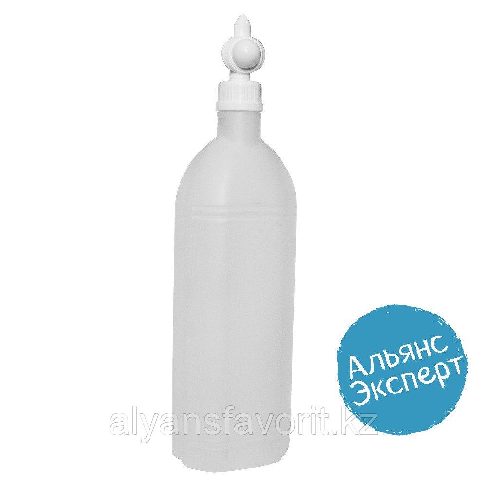 Биомед- антибактериальное / бактерицидное жидкое мыло для рук во флаконе эйрлесс. 1 литр. РК