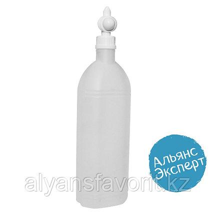 Биомед- антисептическое мыло с дезинфицирующим свойством во флаконе эйрлесс. 1 литр. РК, фото 2