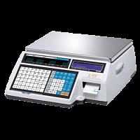 Торговые весы CAS модель CL5000