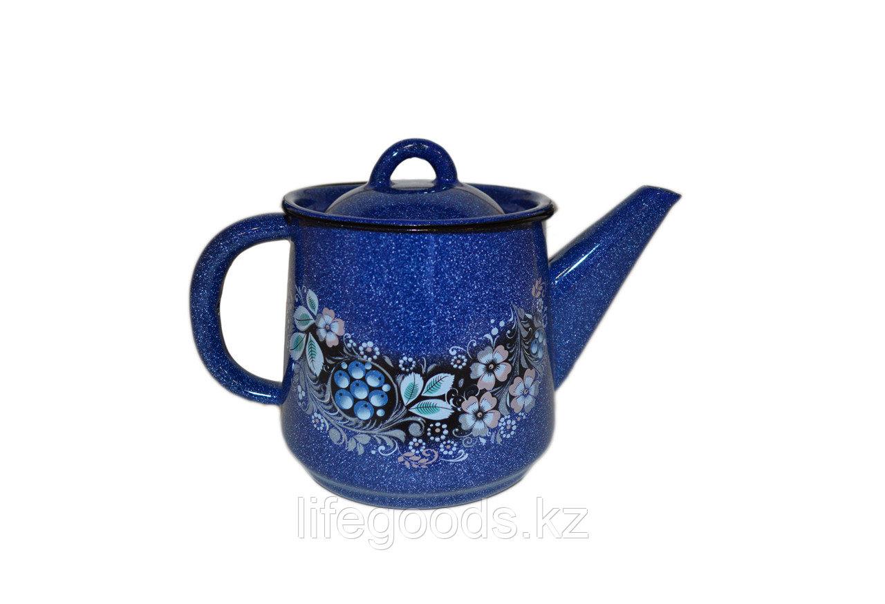 Чайник 1л Голубика, 1с202с