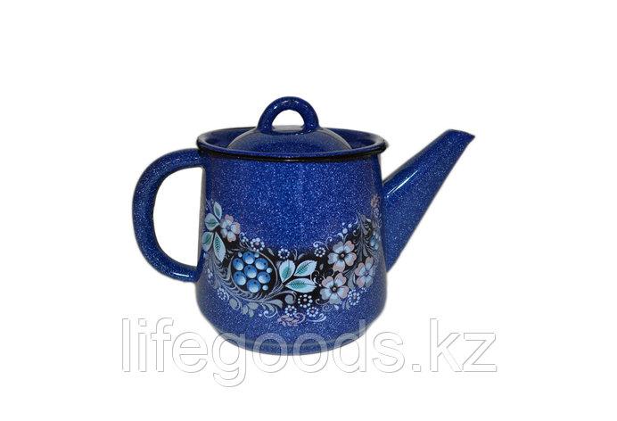Чайник 1л Голубика, 1с202с, фото 2