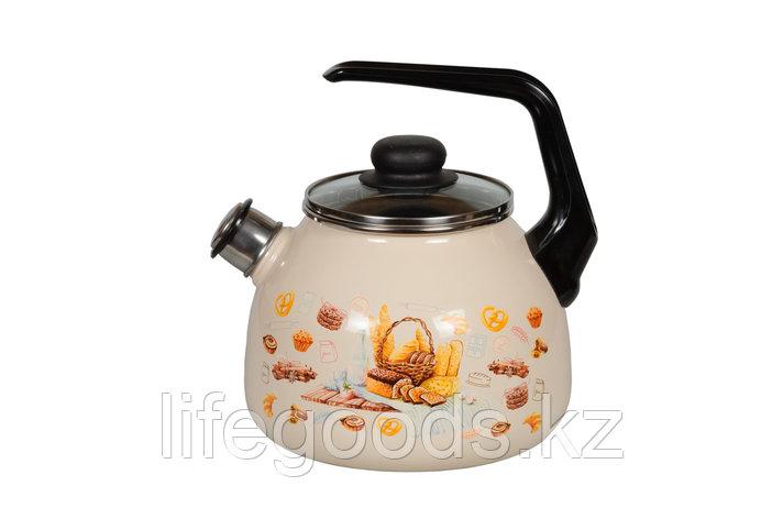 Чайник 3л Хлеб, 4с209я, фото 2