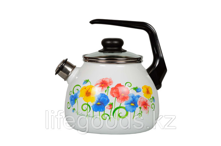 Чайник 3л Радуга, 4с209я, фото 2