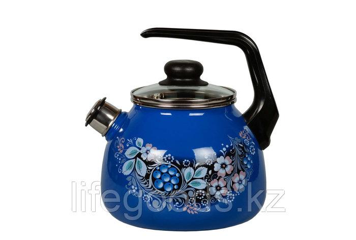 Чайник 3л Вологодский сувенир, 4с209я, фото 2