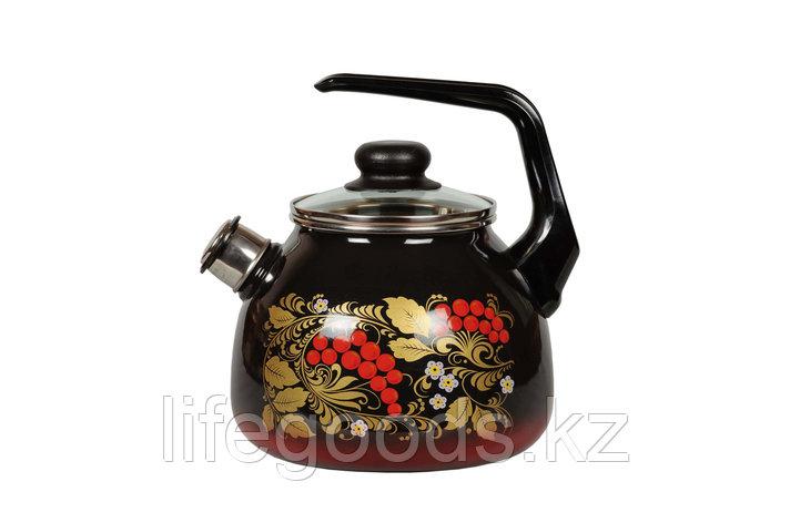 Чайник 3л Рябина, 4с209я, фото 2