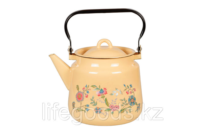 Чайник 3.5л Луговые цветы, 1с26с, фото 2