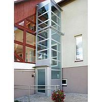 Шахтный подъемник для инвалидов до 3 этажей