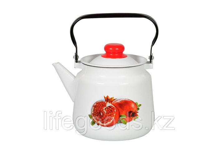 Чайник 3.5л Гранат, 1с26с, фото 2