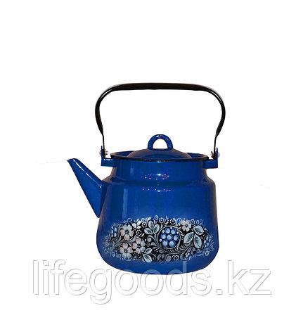 Чайник 3.5л Вологодский сувенир, 1с26я, фото 2