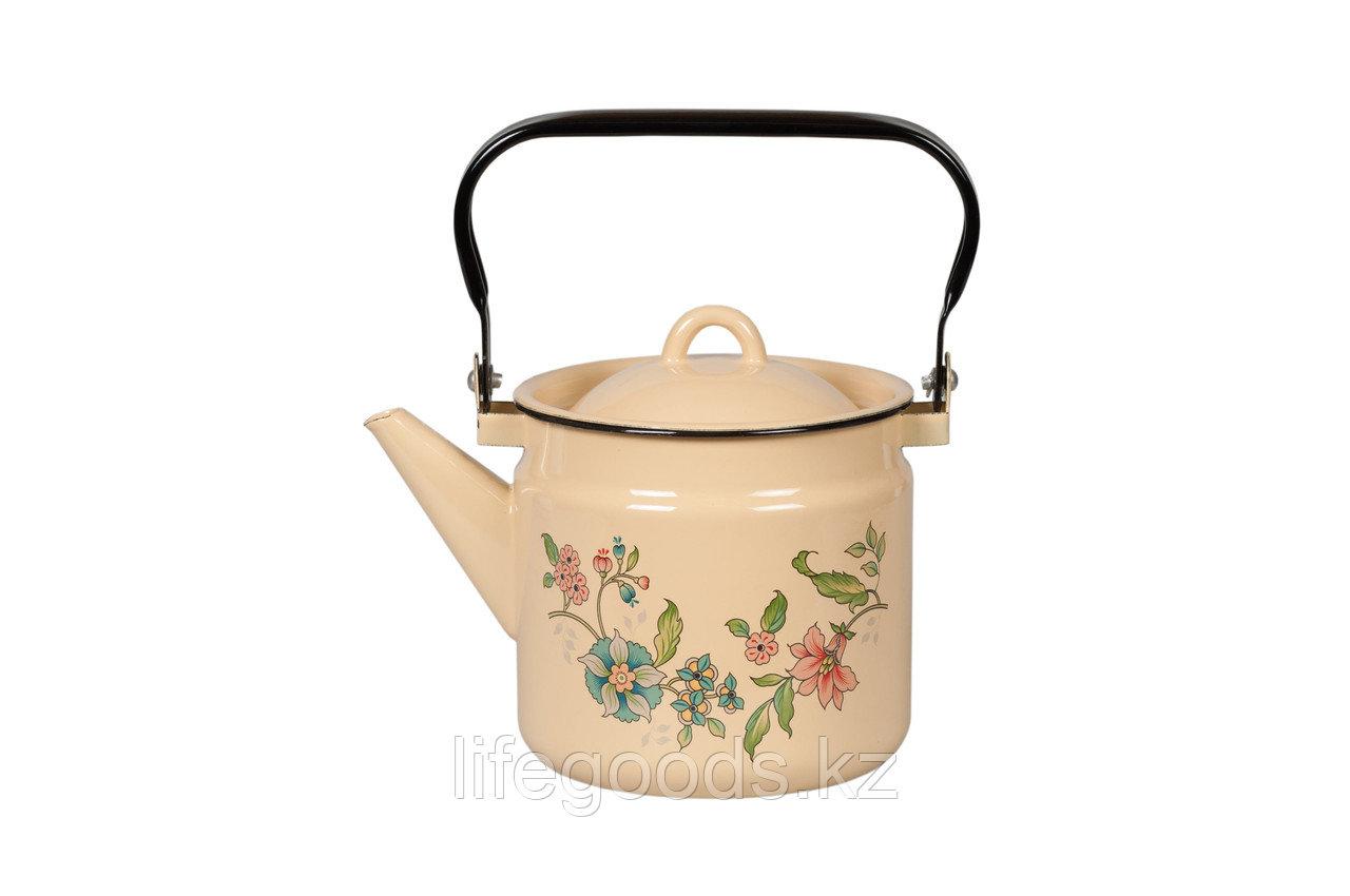 Чайник 2л Луговые цветы, 1с25с