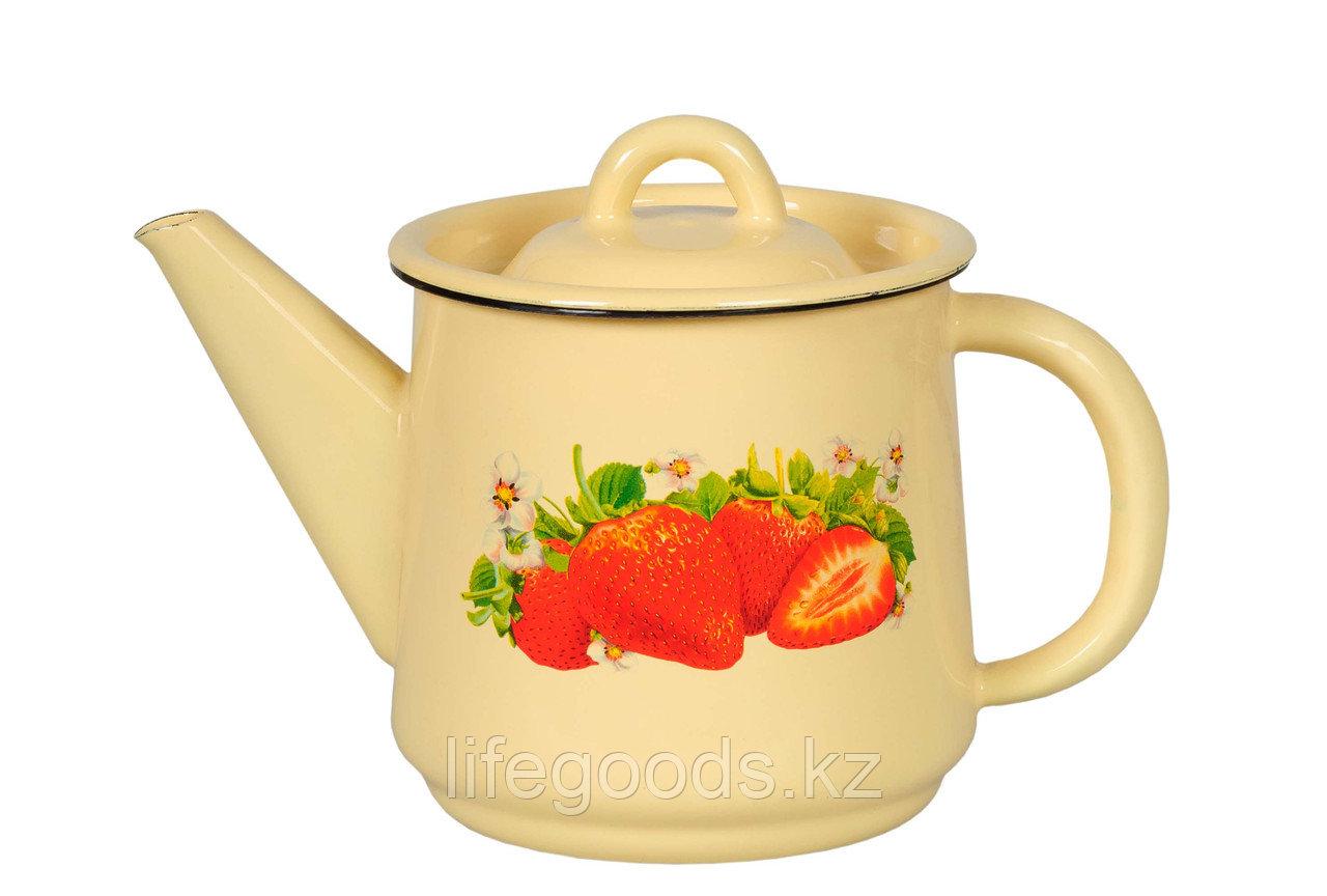 Чайник 2л Клубника садовая, 1с25с