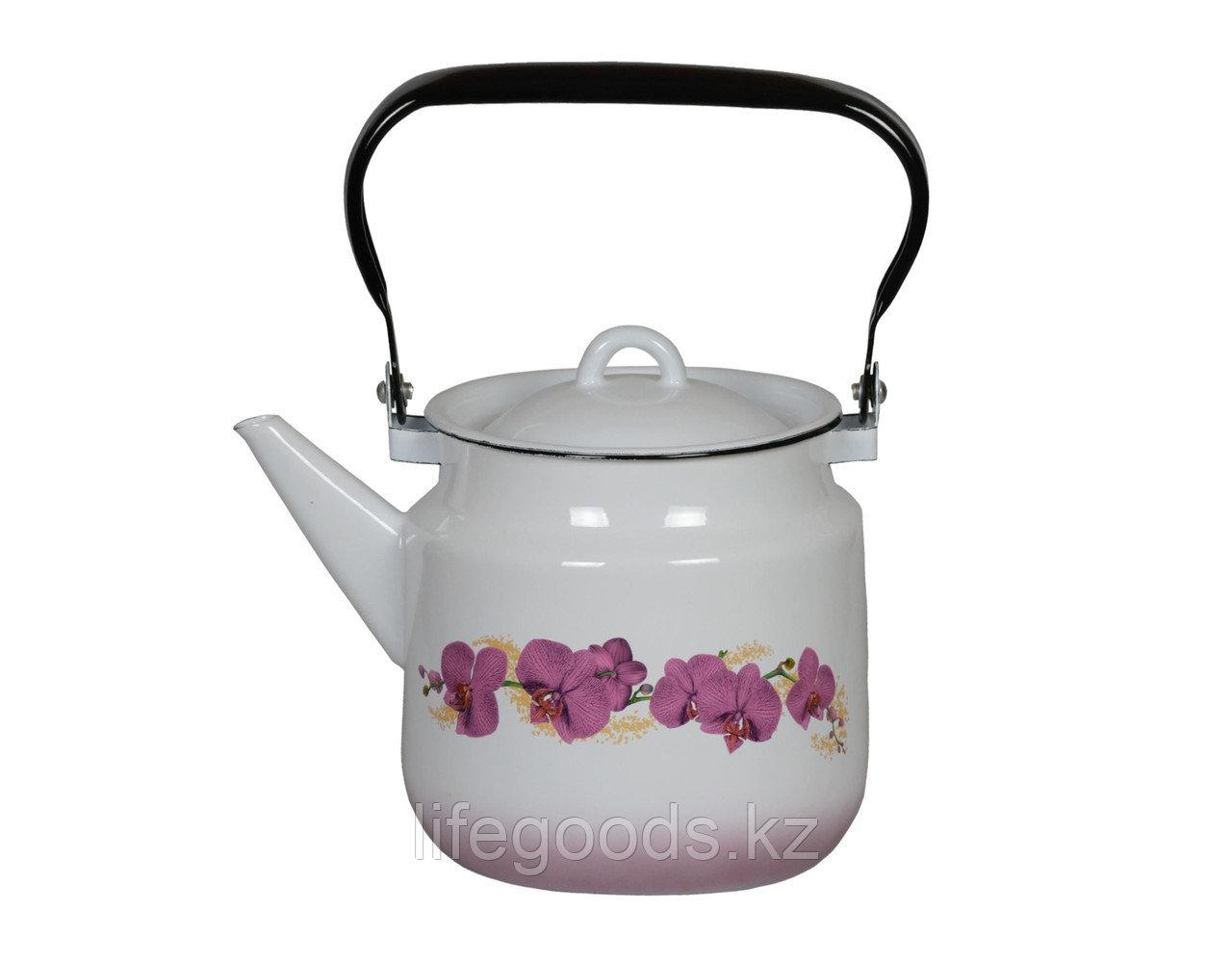 Чайник 2л Орхидея, 1с25я