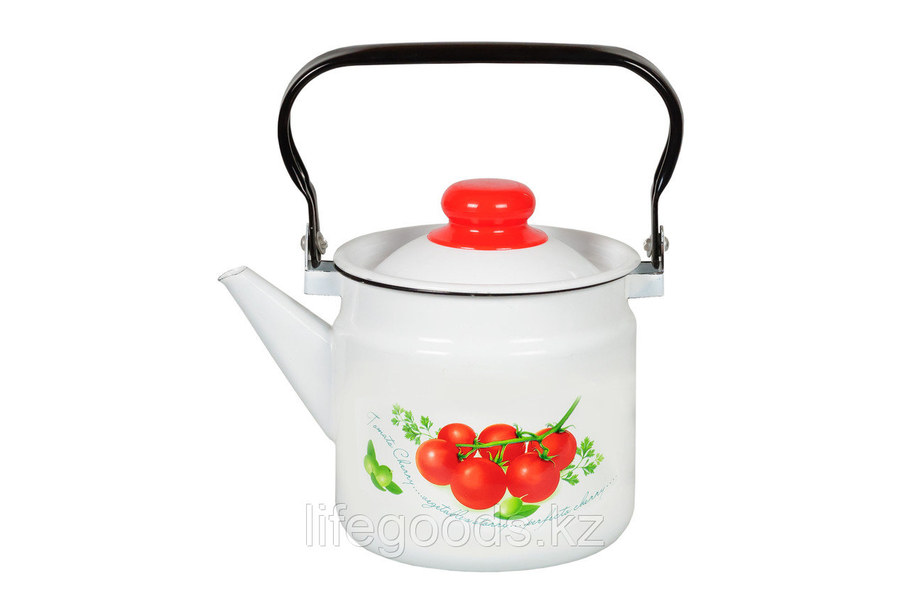 Чайник 2л Томаты, 1с25с