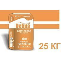 Шпатлёвка финишная Delma 25кг, фото 2
