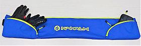 Чехол/пояс NWALK синий для скандинавских палок