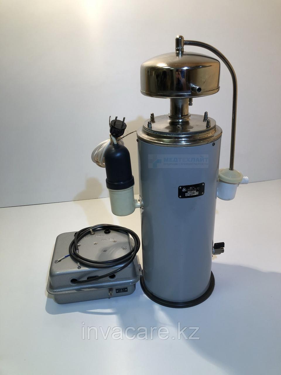 Аквадистиллятор электрический ДЭ-4 ЭМО