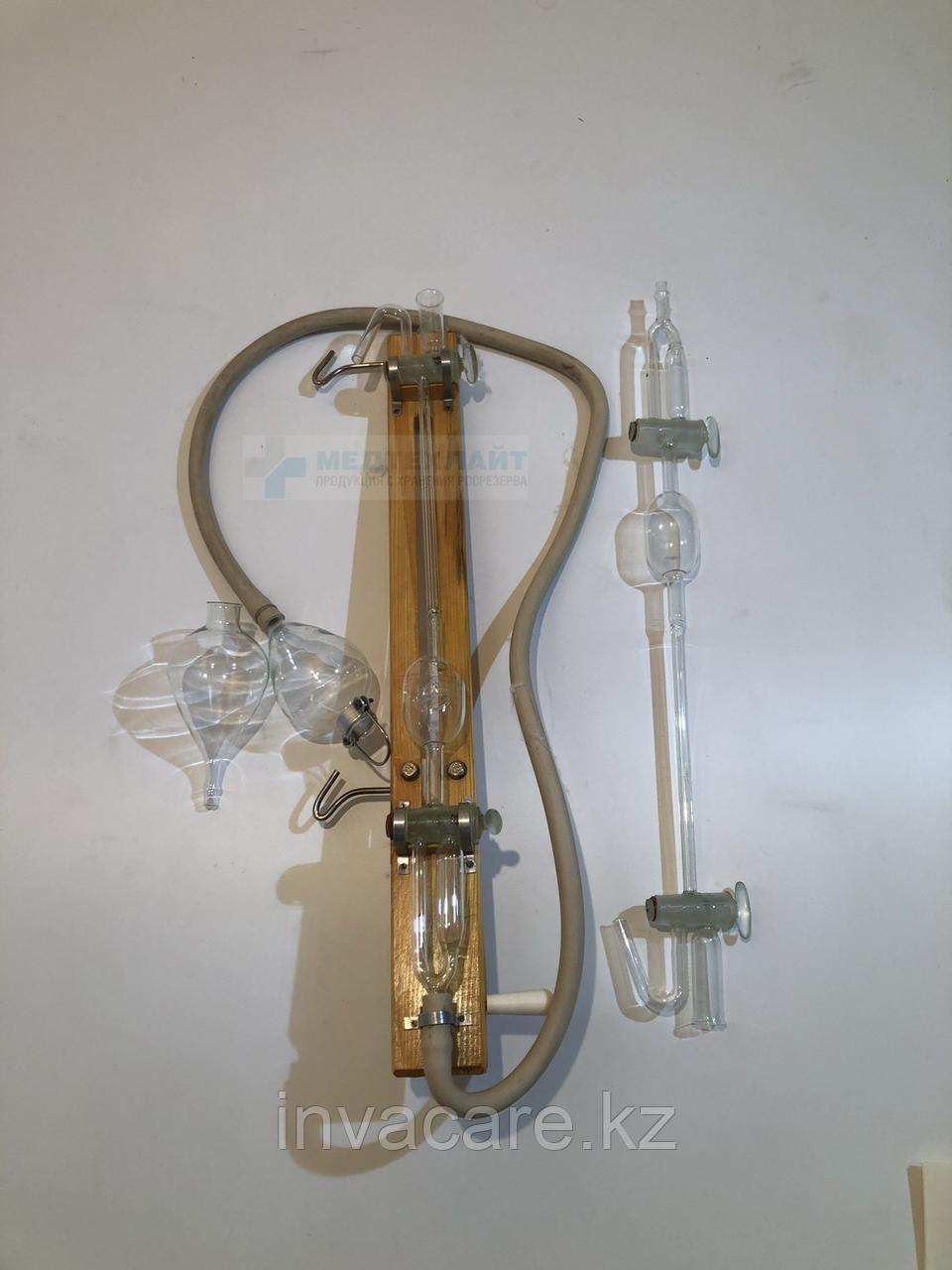 Аппарат для определения щелочного резерва в крови ЩР-3