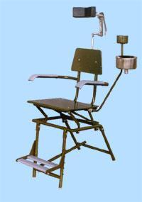 Кресло стоматологическое легкого типа КЗЛ-2