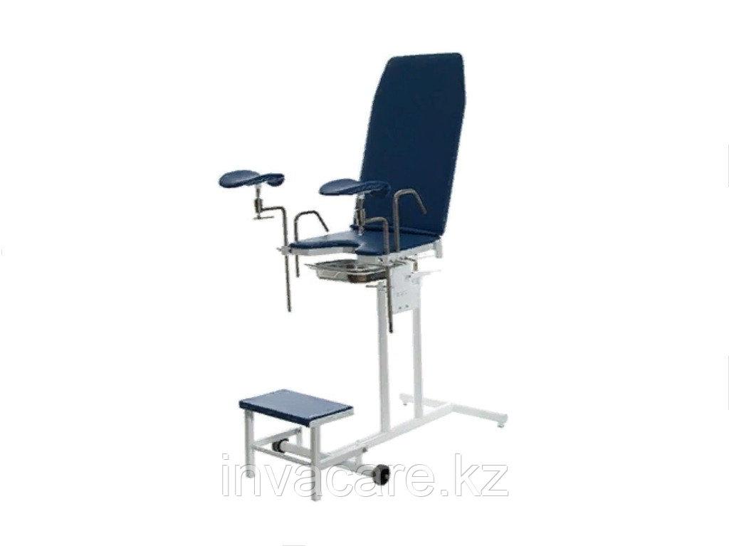 Кресло гинекологическое КГ-1 с ручным приводом
