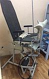 Кресло гинекологическое КГ-1 с ручным приводом, фото 3