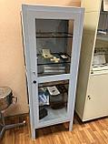 Шкаф медицинский одностворчатый ШМ-01 (Пензенский завод Автомедтехника), фото 2