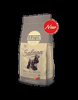 Сухой корм для собак всех пород Araton Adult Salmon & Rice лосось с рисом