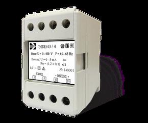 Измерительные преобразовательные ЭП8543