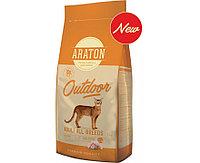 Сухой корм для кошек Araton Adult Ourdoor курица с индюшкой