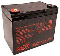 Аккумулятор WBR GPL12340 (12В, 34Ач), фото 1