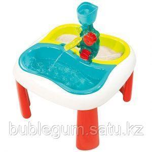 Стол-песочница для песка и воды, 69*69*46см,