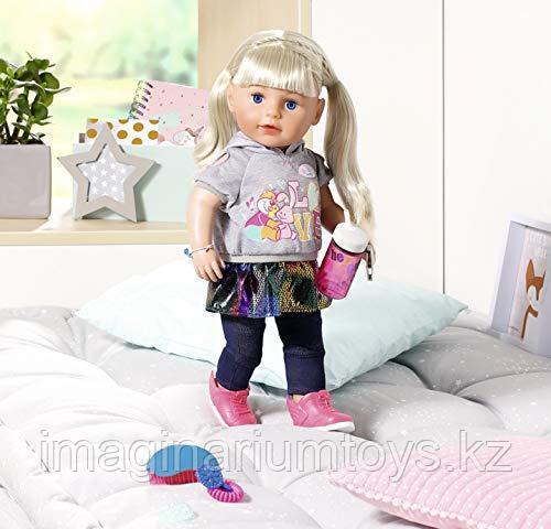 Кукла Baby Born Беби Борн сестричка 43 см - фото 2
