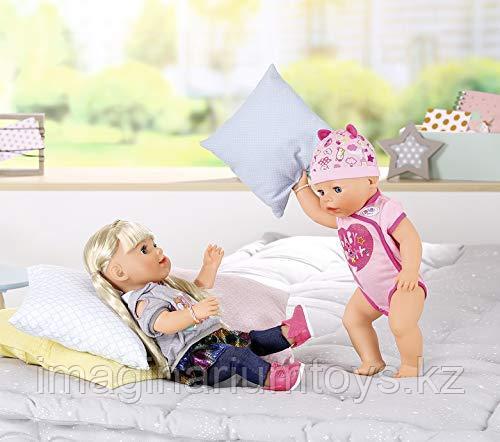 Кукла Baby Born Беби Борн сестричка 43 см - фото 4