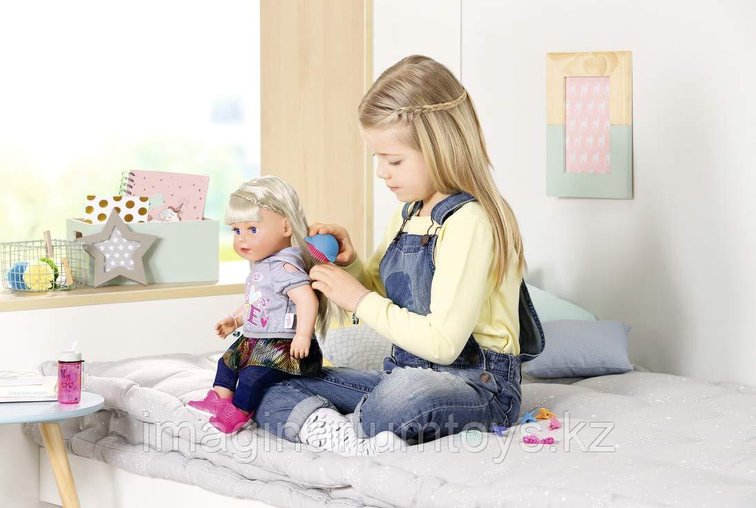 Кукла Baby Born Беби Борн сестричка 43 см - фото 6