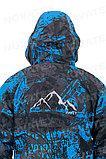 Ветровка «Бриз» (таслан, синий принт) PAYER, фото 2