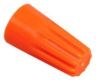 Сизы-1 (2,0-4,0) оранжевый P7-3 IEK (100)