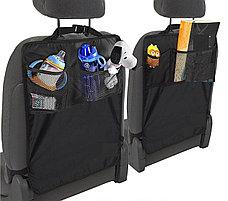 Чехол-накидка на спинку переднего сиденья авто, фото 2