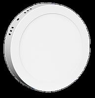 LED СПОТ ROUND/S накладной 24W 1920Lm d280x30 6500K IP20 MEGALIGHT (20)
