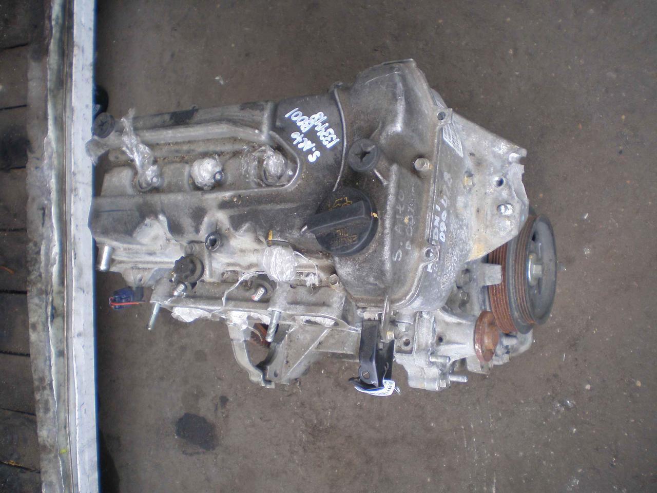 Двигатель (ДВС) Suzuki Alto HA25  K10BN