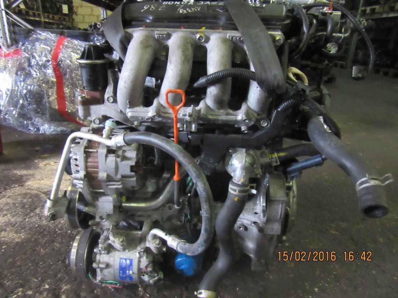 Двигатель (ДВС) Honda Jazz 2  L12B1