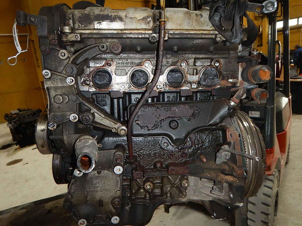 Двигатель (ДВС) Ford Focus 1  ALDA   Duratec-ST