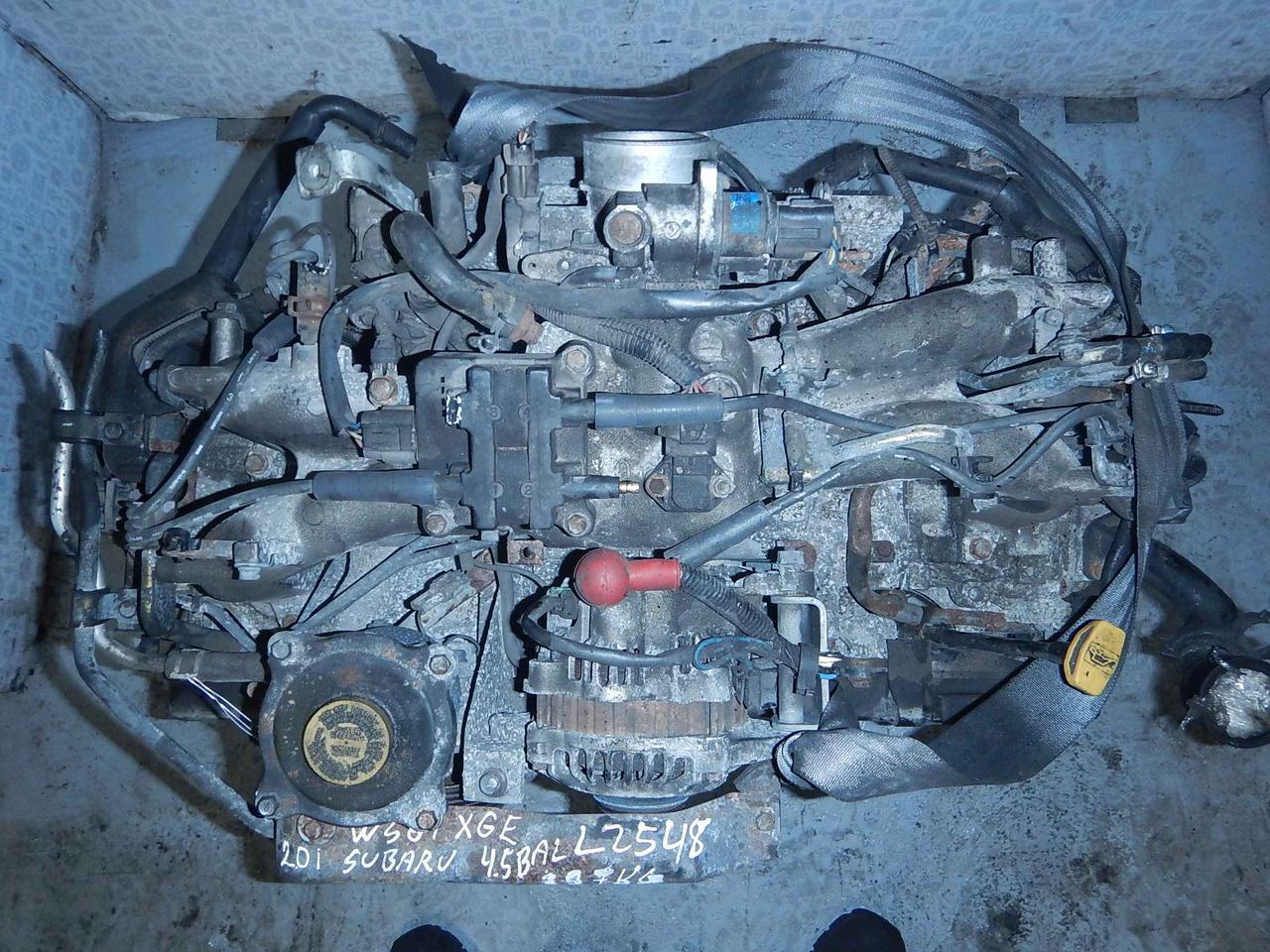 Двигатель (ДВС) Subaru Impreza 1  EJ20